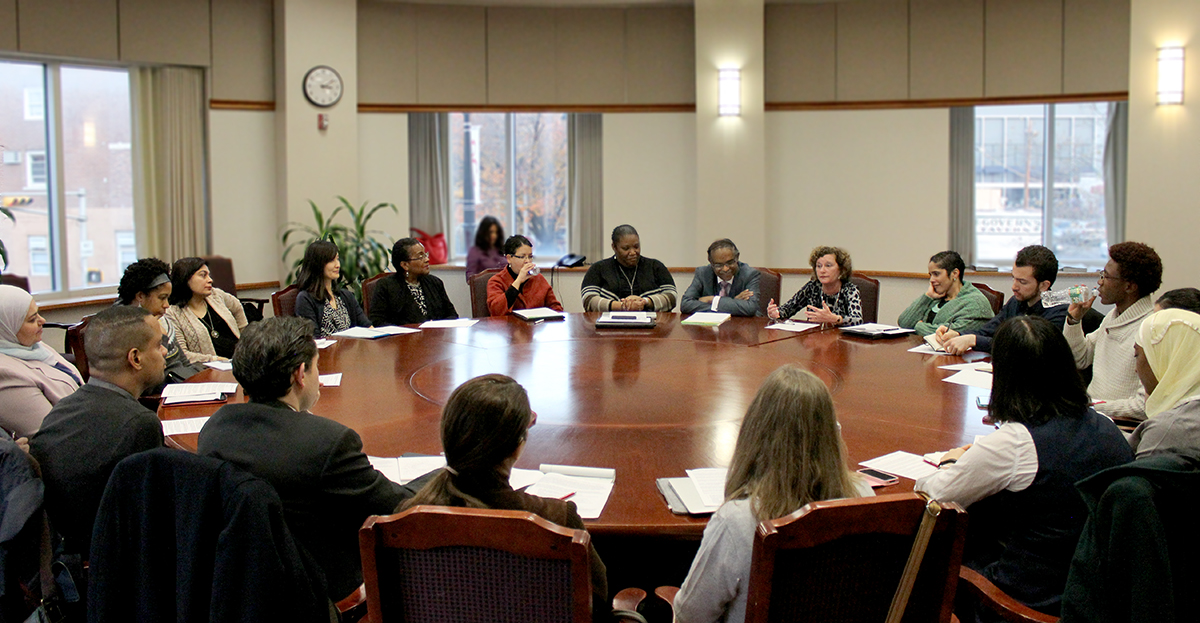 Commission on Diversity and Transformation