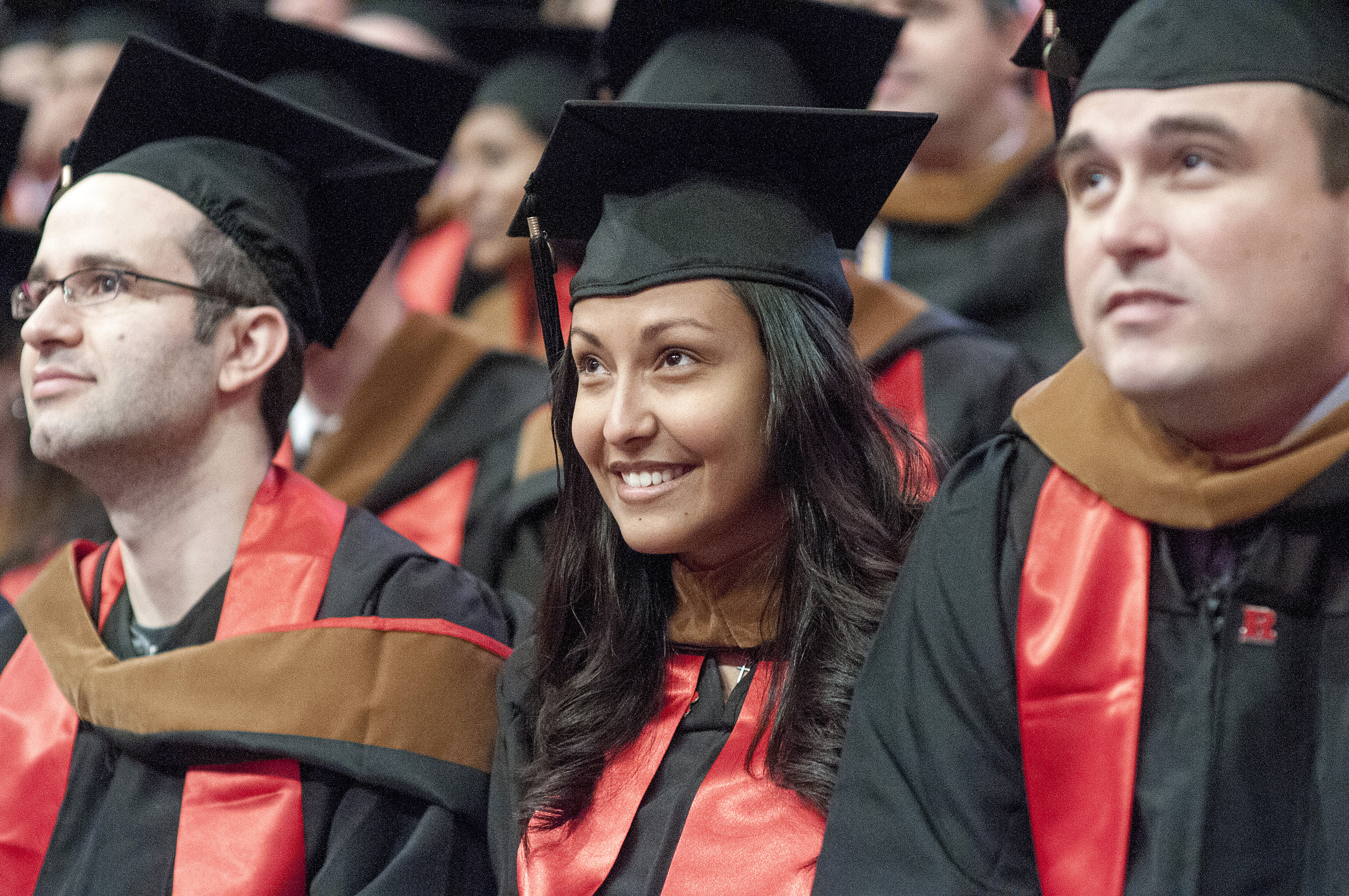 Cap and Gown Information for Graduates | Rutgers University - Newark