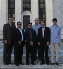 Image of The Fed Challenge Team, College of Arts and Sciences