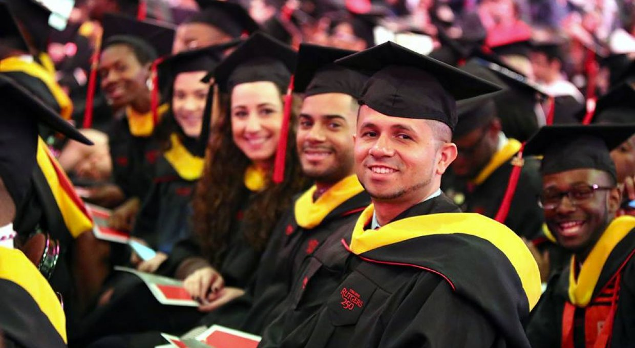 Information for Graduates and Their Families | Rutgers University ...