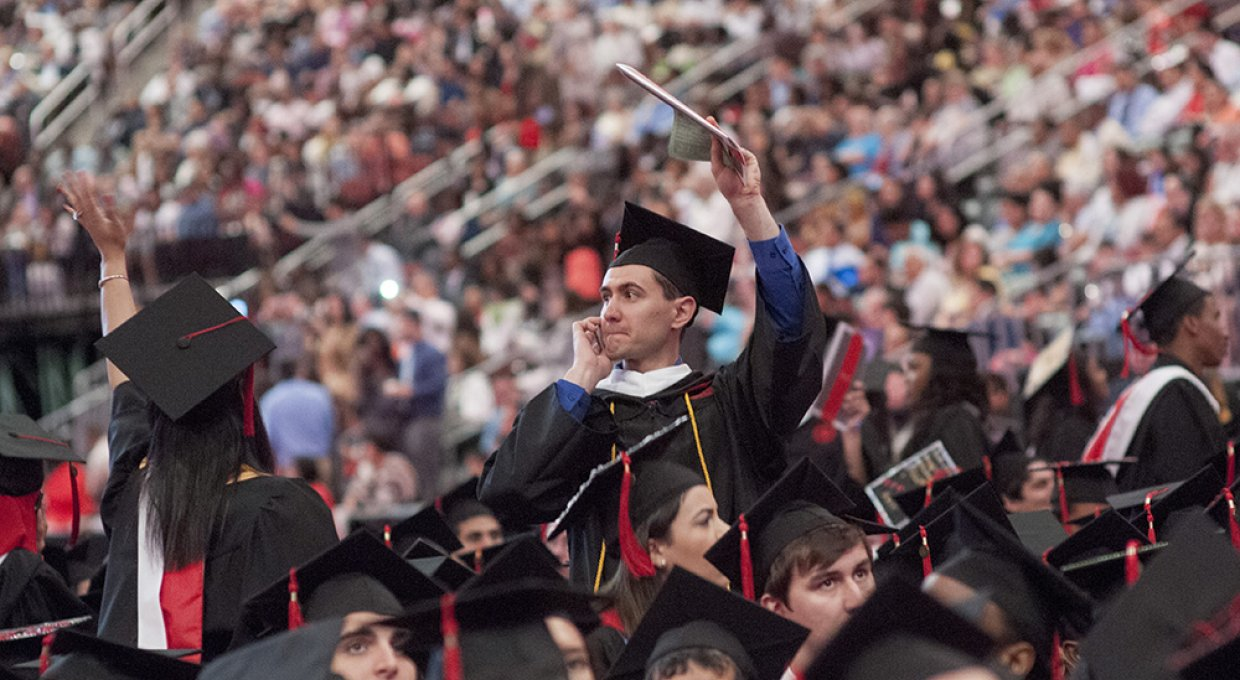 Cap and Gown Information for Faculty | Rutgers University - Newark